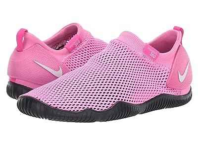 Nike Kids Aqua Sock 360 (Little Kid/Big Kid) (Psychic Pink/White/Laser Fuchsia/Black) Girls Shoes