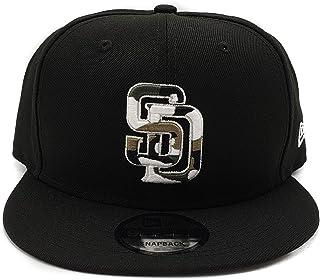 New Era San Diego Padres Adjustable 9Fifty MLB Straight Brim Baseball Cap 950