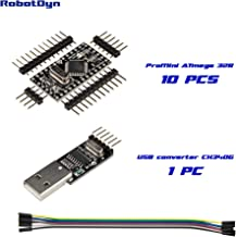 arduino pro mini usb serial