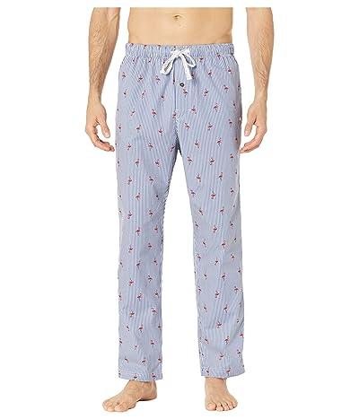 Tommy Bahama Printed Woven Pants (Flamingo Stripe) Men