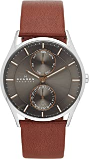 Skagen Men's Holst Stainless Steel Casual Quartz Watch