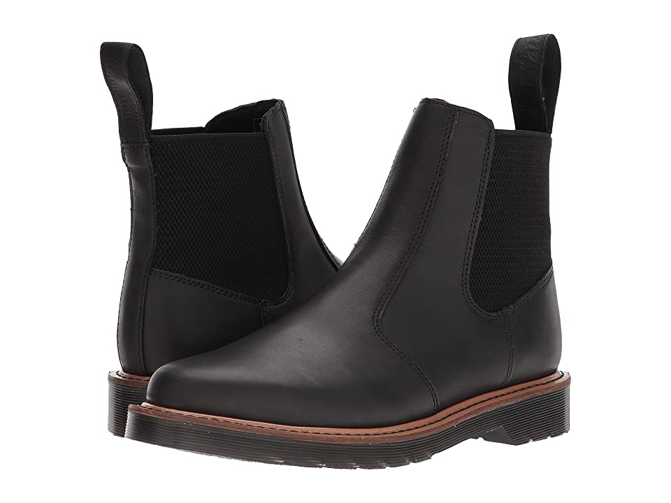 Dr. Martens Hardy Chelsea Boot (Black Temperley) Men