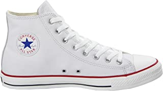 Converse Chuck Taylor Hi Leather White 132169C Size 4.5