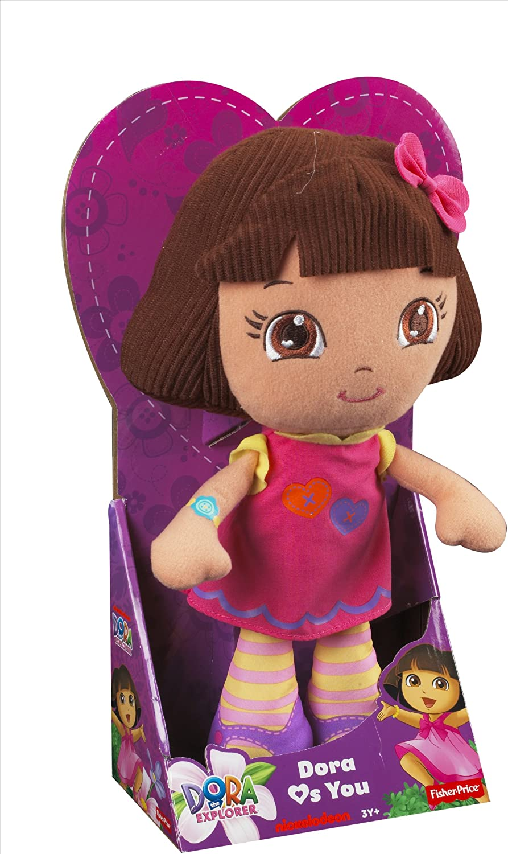 barato Dora la Exploradora Exploradora Exploradora - Peluche Dora, Juguete para bebé (Mattel Y1430)  soporte minorista mayorista