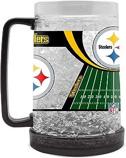 steelers freezer mug