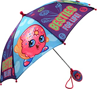 Girls' Little Assorted Character Rainwear Umbrella