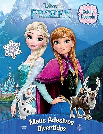 Frozen - Coleção Disney Meus Adesivos Divertidos
