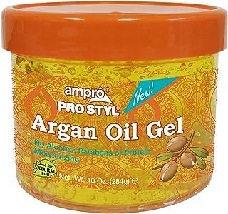 Ampro Pro Styl Argan Oil Gel, 10 Oz