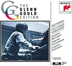 Beethoven: The 5 Piano Concertos Glenn Gould Edition