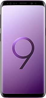 Samsung Galaxy S9 SM-G960F Akıllı Telefon, 64 GB, Mor (Samsung Türkiye Garantili)