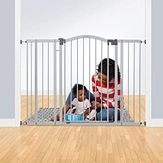 Summer Infant Extra Tall & Extra Wide Safety Gate, 29.5 - 53 Inch Wide & 38