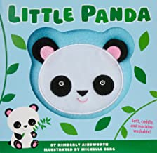 Little Panda (Little Green Books)