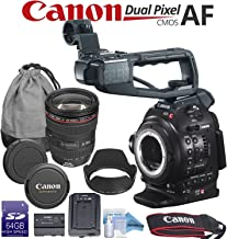 Best canon c100 mkii Reviews