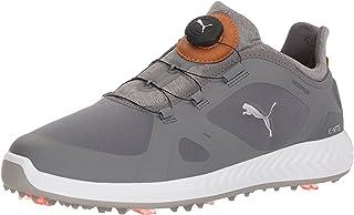 PUMA Men's Ignite Pwradapt Disc Golf Shoes Peacoat