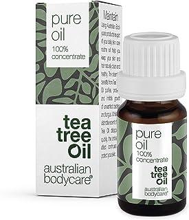 Australian bodycare tea tree oil 10 ml | 100% naturlig Tea Tree olja från Australien | Mot finnar, orenheter och hudproble...