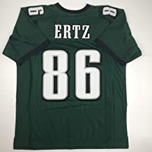 Zach Ertz Philadelphia Eagles #86 Green Youth Performance Name /& Number Shirt
