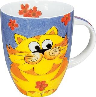 Konitz Cuddle Cat Mugs, Set of 4