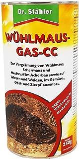 DR. STÄHLER Wühlmausgas, 250 g