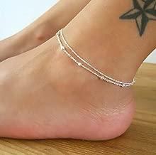 Personalized Name Bar Anklet Bracelet for Women Pendant Jewelry Bar Jewelry Body Jewelry Anklet Personalized Jewelry Gift for Her 3A