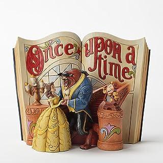 Enesco 4031483 - Figurillas decorativas con diseño disney tradition, 16.5 x 19 x 8 cm, color multicolor