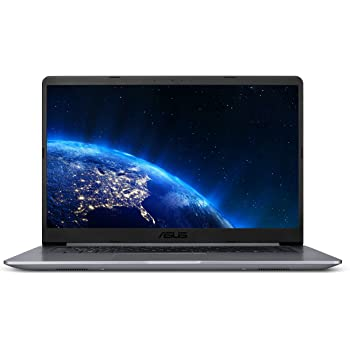 ASUS VivoBook Thin and Lightweight FHD WideView Laptop, 8th Gen Intel Core i5-8250U, 8GB DDR4 RAM, 128GB SSD+1TB HDD, USB Type-C, NanoEdge, Fingerprint Reader, Windows 10 - F510UA-AH55