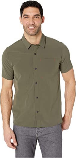 North Dome Short Sleeve Shirt
