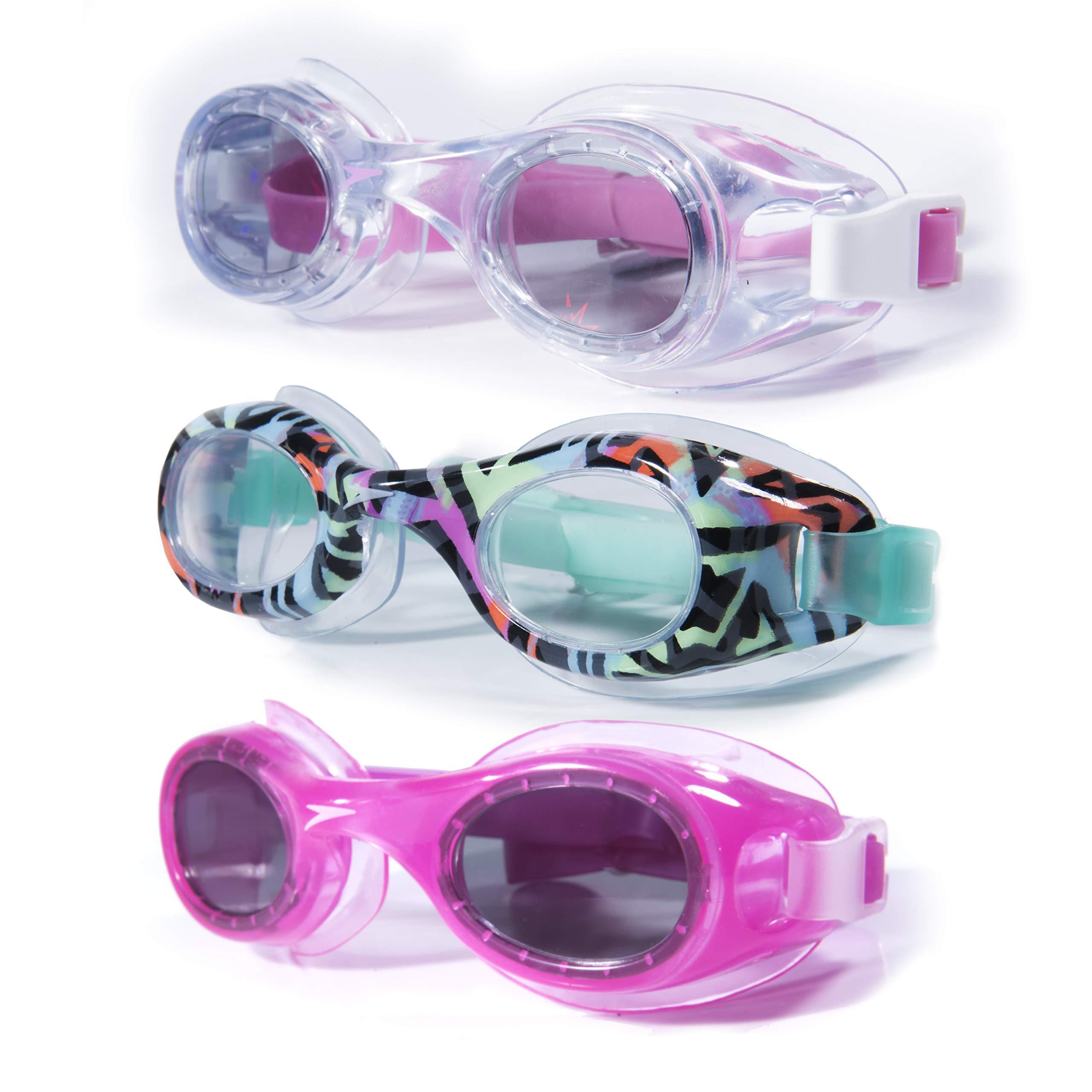 Speedo Goggles Protect Latex Stripes