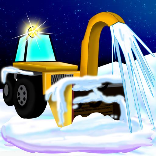vecinos enojados espectáculo divertido - el episodio libre de frío invierno nieve soplador de lucha