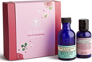 Neal's Yard Neals Yard Remedies Organic Nurture Rose And Pomegranate Gift Collection