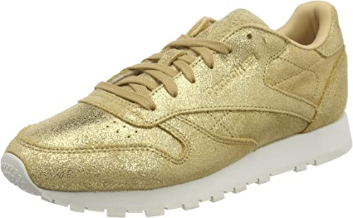 Reebok Classic Leather Shimmer, paniers Femme