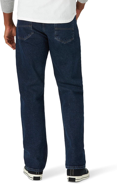 Wrangler Mens Straight Jeans