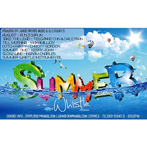 Summer Whistle Riddim (Trinidad and Tobago Jamaica Dancehall