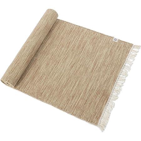 【MUKU + Organic Weave】オーガニックコットン ヨガラグ (GOTS認証付き)