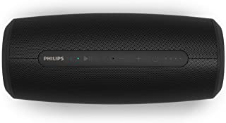 Philips Wireless Speaker S6305/00 with Power Bank Function (Bluetooth 5.0, Waterproof, 20 Hours' Battery Life, 2 Passive B...