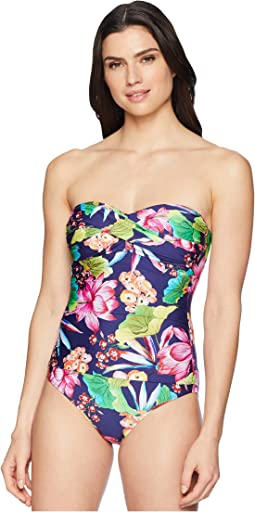 Bora Bora Bandeau One-Piece