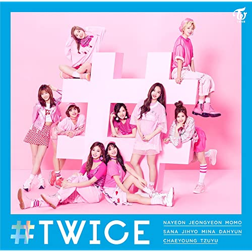 #TWICE