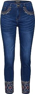 Desigual Denim/_NOLA Jeans Skinny Donna