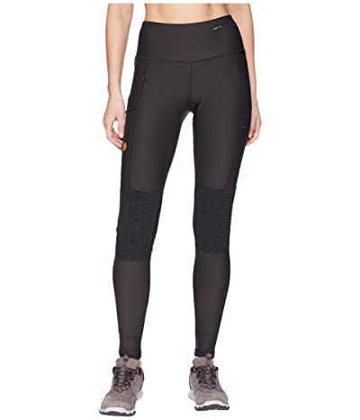 Fjallraven Abisko Trek Tights (Dark Grey) Women