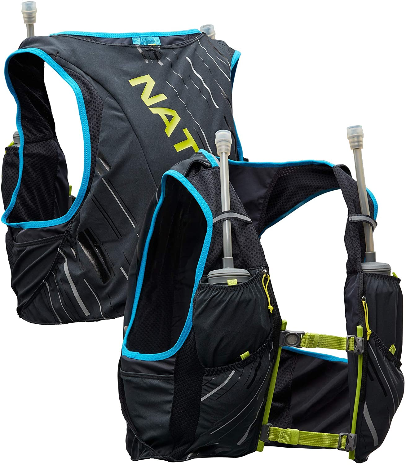 All stores are sold Nathan Pinnacle Los Angeles Mall 4L Hydration Pack Vest wit Running - Capacity