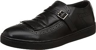 Carlton London Men's Roison Leather Sneakers