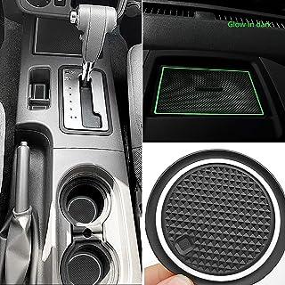 Auovo Anti Dust Mats for Nissan Frontier Crew Cab 2005-2019 Nissan Xterra Accessories 2005-2015 Custom Fit Door Pocket Lin...