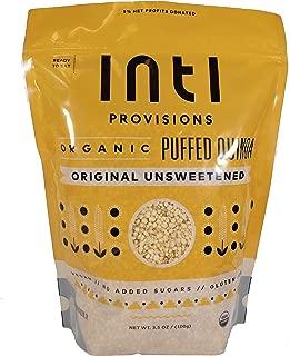 Inti Provisions Organic Puffed Quinoa Original