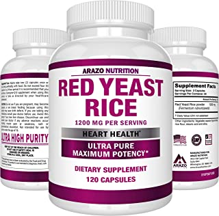 Best red yeast rice pills costco Reviews