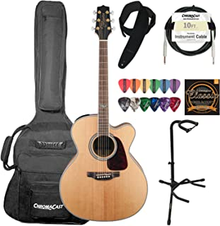 Best takamine g jumbo eg523sc 12 acoustic electric guitar Reviews