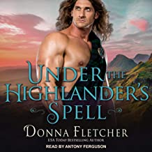 Under the Highlander's Spell: A Sinclare Brothers Series, Book 2