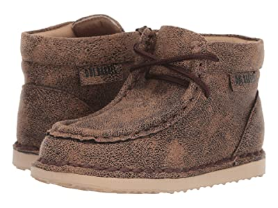 M&F Western Kids Aiden (Toddler) (Brown) Cowboy Boots