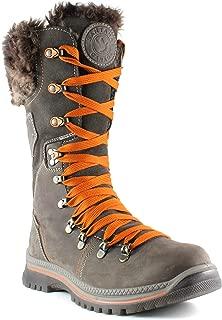 Melita 3 Wool Lined Waterproof Leather Boot Size 11