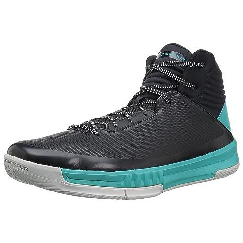 Under Armour Mens Lockdown 2 Basketball Shoe