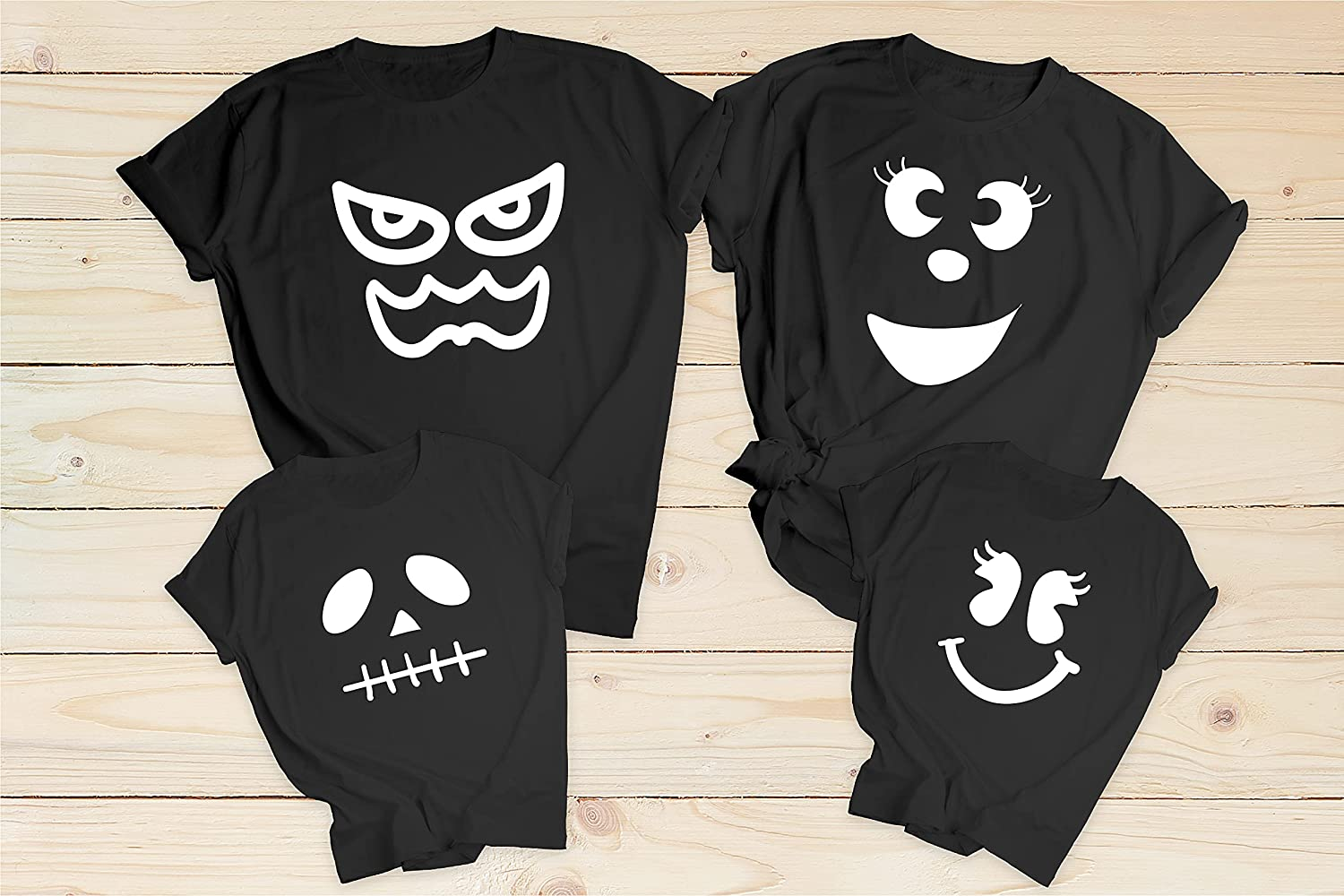 Max 57% OFF TerraRossa Challenge the lowest price Family Halloween Shirt Mom Haunted Dady Ghost S Kids