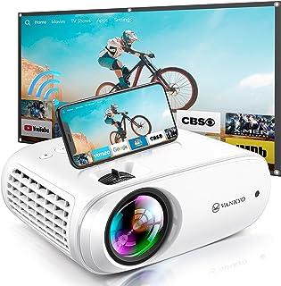Mini Projector, VankyoProjector Supports Full HD 1080P &...
